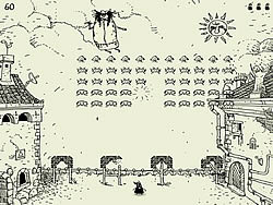 Daymare Invaders game