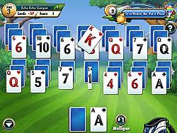 Fairway Solitaire game
