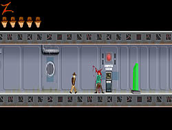 Alien Wars game