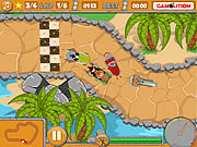 Play Prehistory grand prix Game
