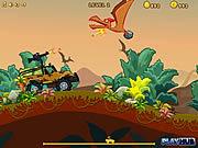 Dinosaur Truck game