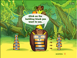 Monkey's Tower game