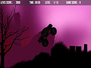 Play Monster truck hd Game