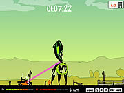 Alien Invader game