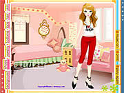 Girl Dressup game
