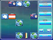 Play World flag memory - 1 Game