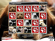 Puppies Memory game