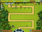 Medieval Castle Defense game