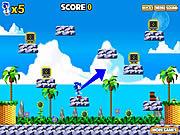 Sonic Spin Break game