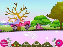 Barbie Transport game