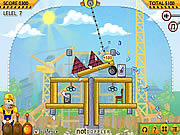 Building Demolisher game