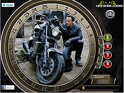 Ghost Rider 2 Find the Numbers game