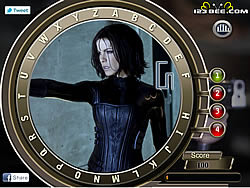 Underworld Awakening - Find the Alphabets game