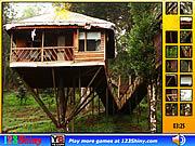 Hidden Spots Tree House game