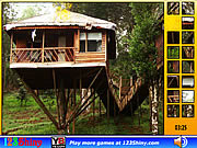 Hidden Spots Tree House game
