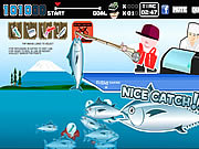 Sushi Fishing game