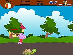 Hare vs Tortoise game