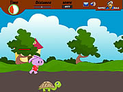 Hare vs Tortoise game