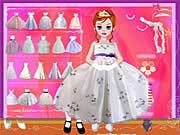 Flower Girl game