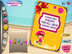 Mother's Day Card game