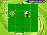Play St patricks pairs Game