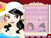 Girl Dress-up game
