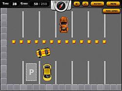 Turbo Parking game