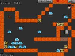 Hero Mouse Adventure v2 game