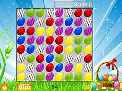 Match 3 Easter Egg game