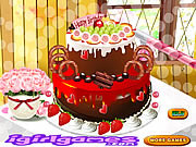 Pretty Yummy Cake game