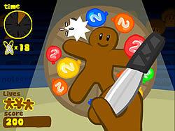 Gingerbread Circus 2 game