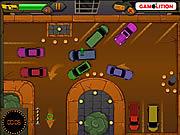 Car Thief Parking game