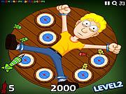 Juega al juego gratis Risky Darts