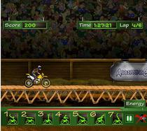 MotoCross BMX game