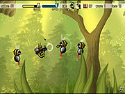 Bee Sting game