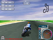 Motorcycle Racer game