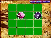 Music-Match game