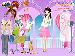 Short Cute Dress game