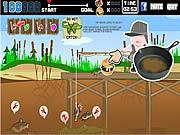 Play Cat fish fry v2 Game