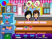 Cupcake Shop game