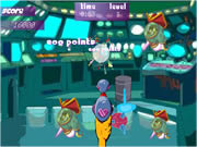 Totally Spies Shooter game