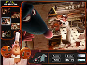 Ratatouille - Hidden Objects game