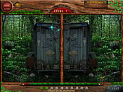 Lost in the Woods game