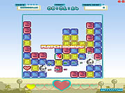 Heart Cubes game