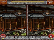 Differences in China Town game