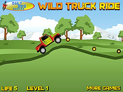 Wild Truck Ride game