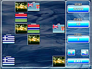 Play World flag memory-6 Game