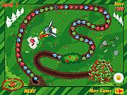 Play Bunny vs beetles Game