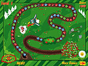 Bunny VS Beetles game