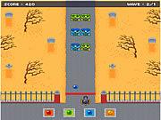 Zombowling Game game